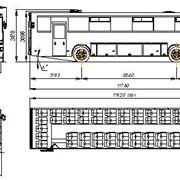 Автобус междугородный НЕФАЗ-5299-0000017-33 фото