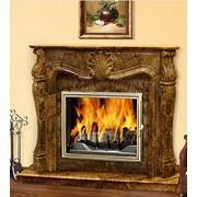 Порталы для каминов каталог 2014: serena brown onyx фото