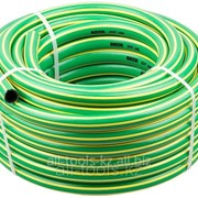 Шланг поливочный Raco Soft Line, 40атм., армированный, 3-х слойный, 3/4х25м Код:40300-3/4-25 фото