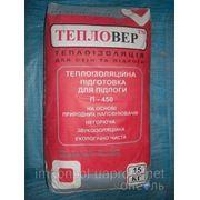 Теплоизоляционная стяжка для пола Т450 ТМ «Тепловер», 15 кг
