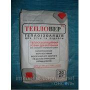 Теплоизоляционный кладочный раствор ТМ «Тепловер», 20 кг