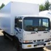 Фургоны промтоварные фото