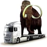 Транспортировка тяжеловесных грузов фото