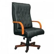 Кресло для руководителя, модель Честерфилд. фото