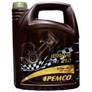 Полусинтетическое моторное масло PEMCO iDRIVE 210 10W-40 (5 л) фото