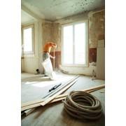 Уборка квартир после ремонта фото