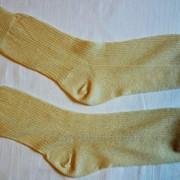 Носки хлопчатобумажные, суровые, сурового цвета Гост 8541 - 2014 фото