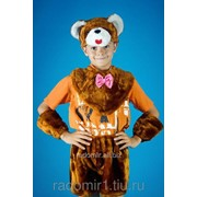 Анимационный костюм Медвежонок С1008 фото