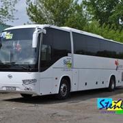 Автобус higer (туристический) фото