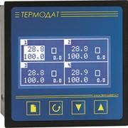 Электронный самописец Термодат-17М5 - 4 универсальных входа, 4 реле, интерфейс RS485, архивная память фото