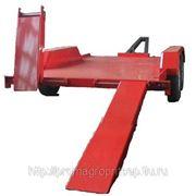 Прицеп для перевозки малотоннажной спецтехники массой до 5 тонн