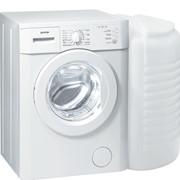 Узкая стиральная машина с резервуаром для воды WS50085R фото