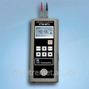 Толщиномеры ультразвуковые УТМ-МГ4 фото