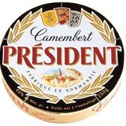 Сыр Камамбер Президент 250г фото