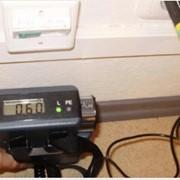 Измерение сопротивления изоляции электропроводок фото