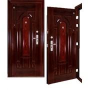 Дверь металлическая усиленная модель 679 фото