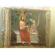 Реставрация старинных икон