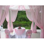 Аренда свадебных чехлов фото
