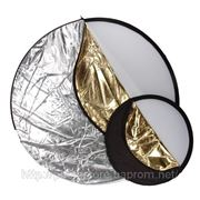 "Отражатель Phottix 5 in 1 Light Multi Collapsible Reflector 56cm (22"")"