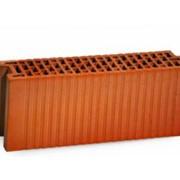 Блок керамический Porotherm 12 Wienerberger фото