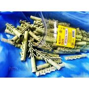 Дюбели ZUBR 10х70 mm упаковка ziplock - ISO 9001 фото