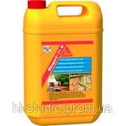 Защитное покрытие для фасадов Sikagard®-71 W, 5 л (бесцветный) фото