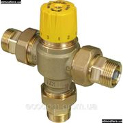 Термосмесительный клапан BRV 3/4 для гелиосистем фото