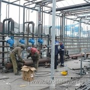 системы парового отопления промышленных теплиц тонкое