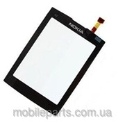 Сенсор Touch Screen Nokia X3-02 чёрный high Copy фото