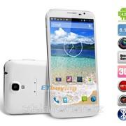Смартфон Q6000 3G MTK6589 Quad Core 1,2 ГГц Android 4.2 6,1 дюймовый экран 1 Гб оперативной памяти 8 Гб ROM фото