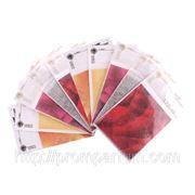 Декоративная ткань для дизайна Lady Victory (12 цветов/уп) LZH-02 /41-0