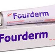 Fourderm 20 грамм уникальный антибактериальный крем. Лечит все виды кожных воспалений фото
