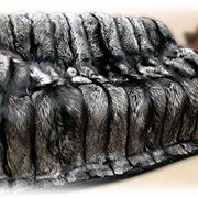 Чистка изделий из натурального и искусственного меха фото