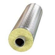 Цилиндры минераловатные ISOROLL 80x114- 1 фольг. фото