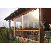 Тенты шторы из пвх. от 250 грн за метр квадратный для деревянных беседок (+ установка)