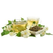 Доставка горячих напитков - Чай зеленый с жасмином фото