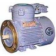 Взрывозащищенные электродвигатели АИМ 63 - 160 фото