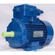 4ВР 80 A4 Электродвигатель взрывозащищённый трёхфазный асинхронный 4ВР 80 A4 1.1 кВт 1500 об./мин. фото