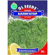 Семена Укроп Аллигатор кустовой 20 г фото