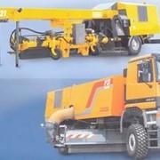Подметально-сдувающая машина модель Р-21 для уборки взлетно-посадочных полос, производительность уборки до 185000 кв.м/час, техника для аэропортов, Одесса, Украина фото