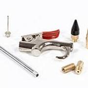 Matrix Набор продувочный пистолет, пневмат. в комплекте с насадками, 6 шт Matrix фото
