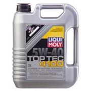 LIQUI MOLY Top Tec 4100 SAE 5W-40 фотография