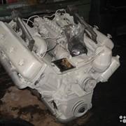 Двигатель ЯМЗ-238 фото