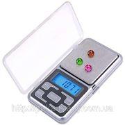 Электронные ювелирные весы MH-Series Pocket Scale 200 фото