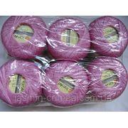 Пряжа Yarn Art Violet 100% хлопок Розовый фото