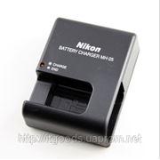 Зарядное устройство Nikon MH-25 (аналог) для аккумулятора EN-EL15 D7000 D800 фото