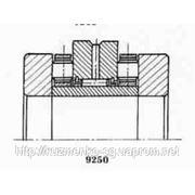 Подшипник роликовый радиальный с длинными цилиндрическими или игольчатыми роликами 4-504704 фото