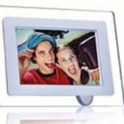 """Фоторамка цифровая 7"""" Philips 7FF1AW/00 Glass фото"""