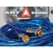 Межблочный RCA кабель ArtSound AXF60 (9553) фото