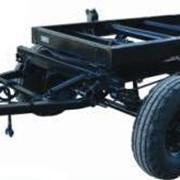 Шасси для тракторного прицепа 2ПТС-4,5 фото